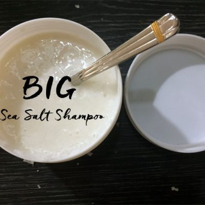 DIY Lush Big Shampoo (hack)