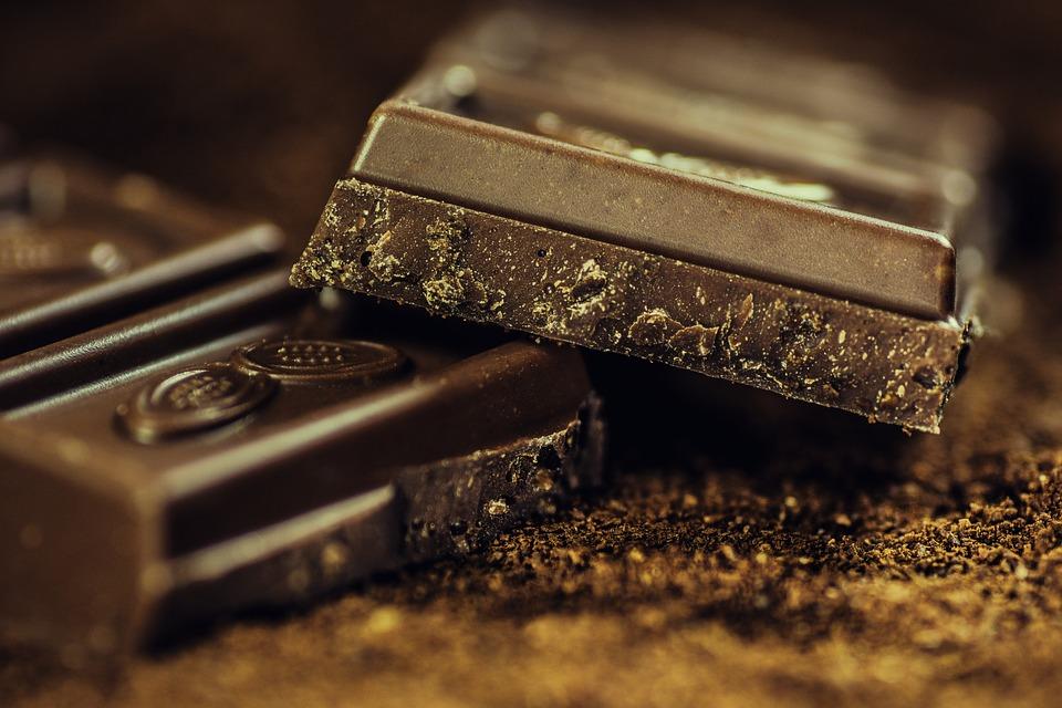 Hjemmelaget hudpleie med sjokolade