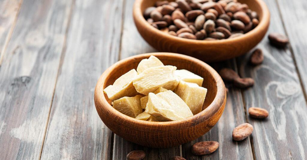 Kakaosmør for huden